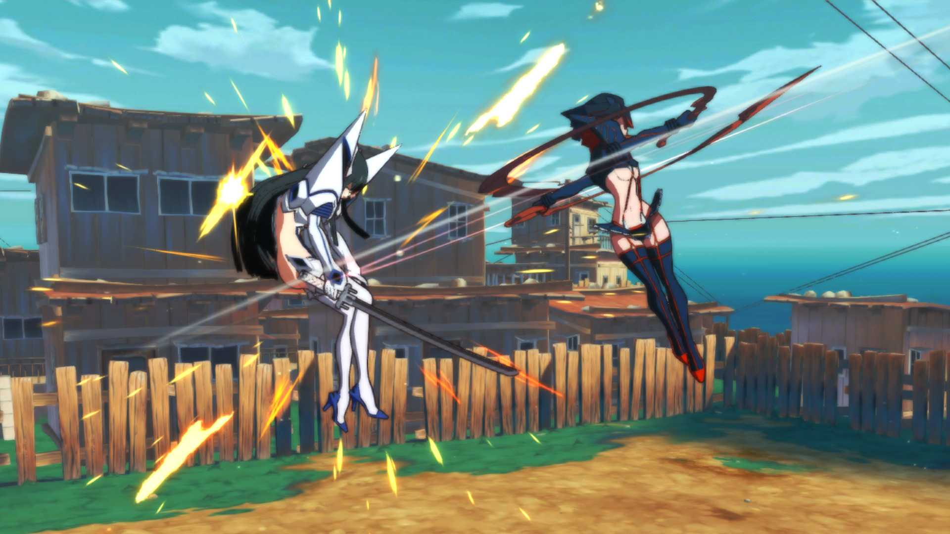Kill la Kill the Game IF torna a mostrarsi con nuove immagini