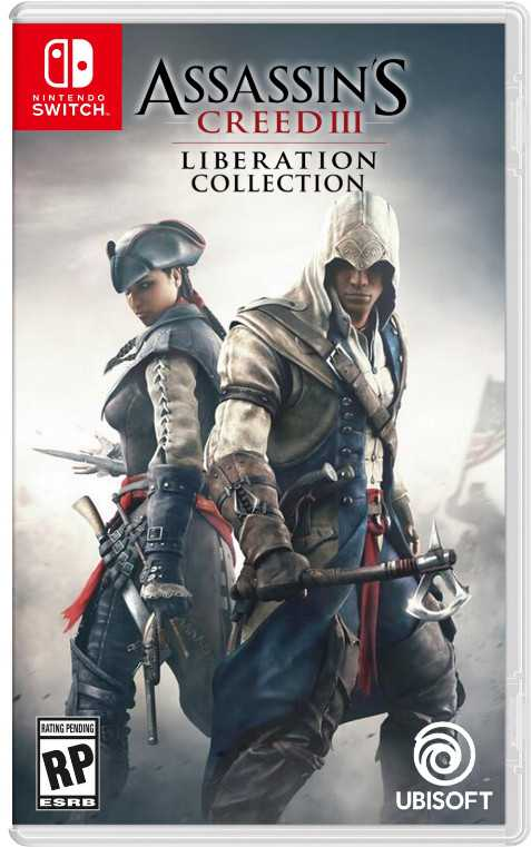 assassin's creed iii switch