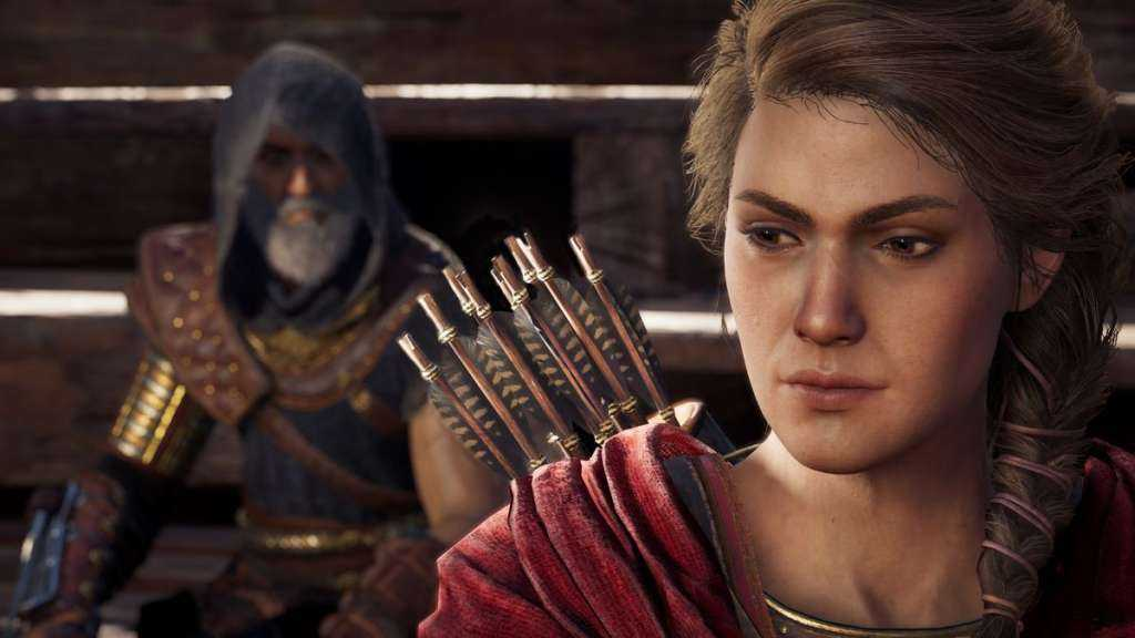 assassin's creed odyssey kassandra