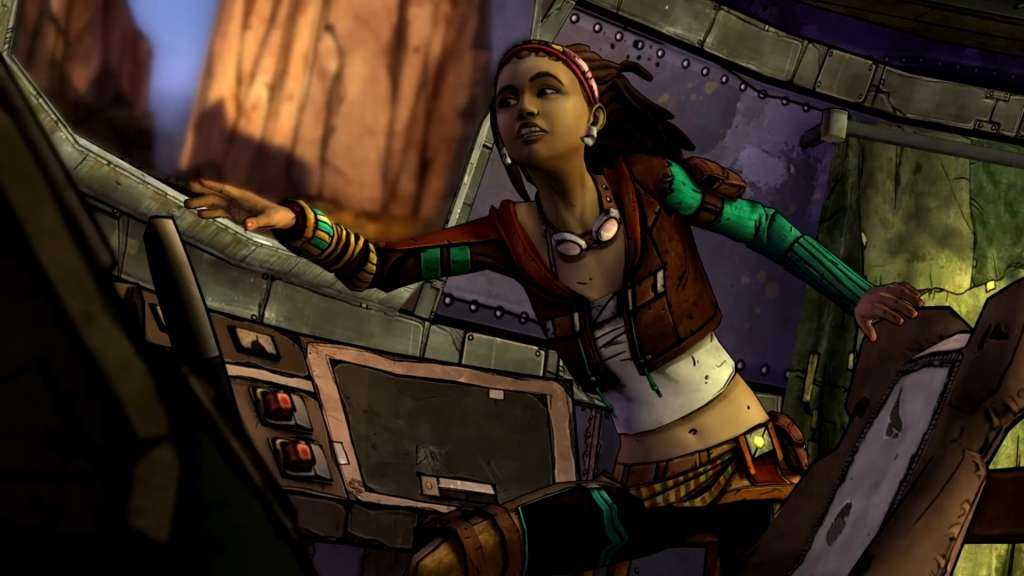 Tales from the Borderlands scene 1