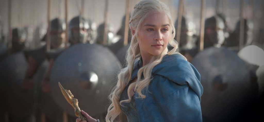 daenerys targaryen madre dei draghi game of thrones