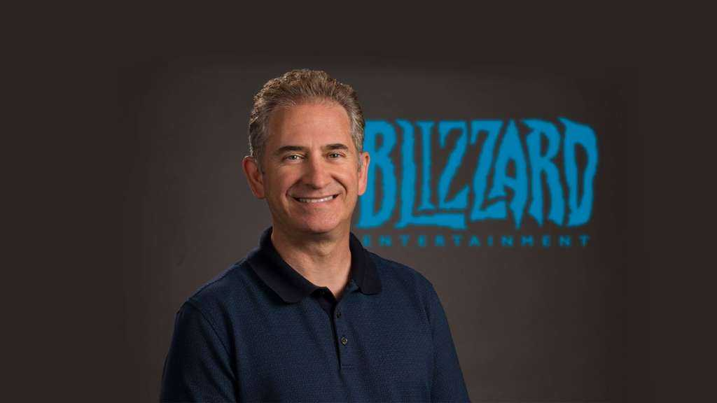 mike morhaime blizzard