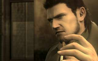 young snake metal gear solid 4