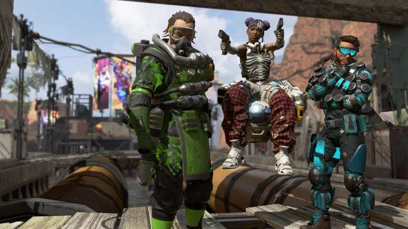 02a3e0ee2f15 Apex Legends supera Fortnite per numero di ore viste in un giorno su ...