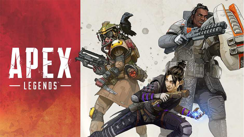 Apex Legends Titanfall Battle Royale