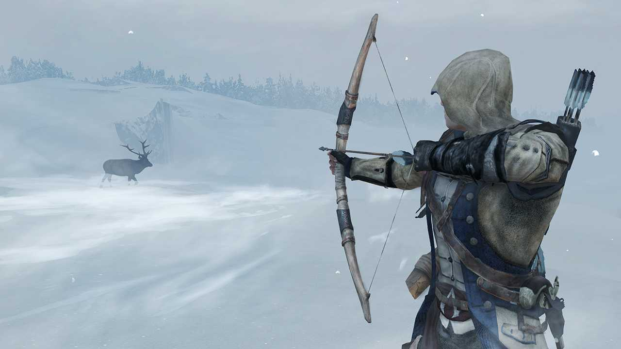 Assassin's Creed III Remastered anche su Switch