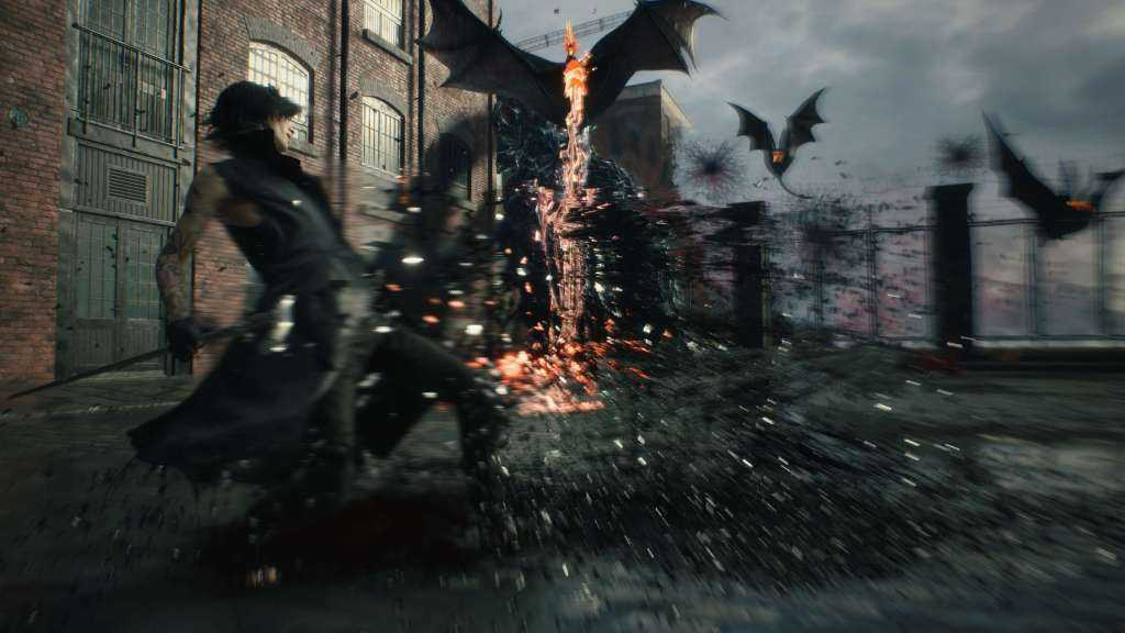 Devil May Cry V, Capcom is on fire!