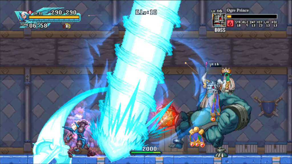 Dragon Marked for Death - Special move