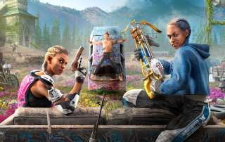 Far Cry New Dawn Recensione