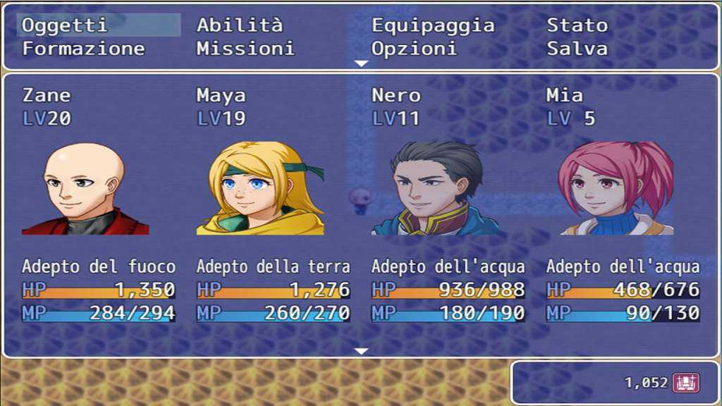 Fates 8 Stories Recensione a cavallo tra RPG e serious game