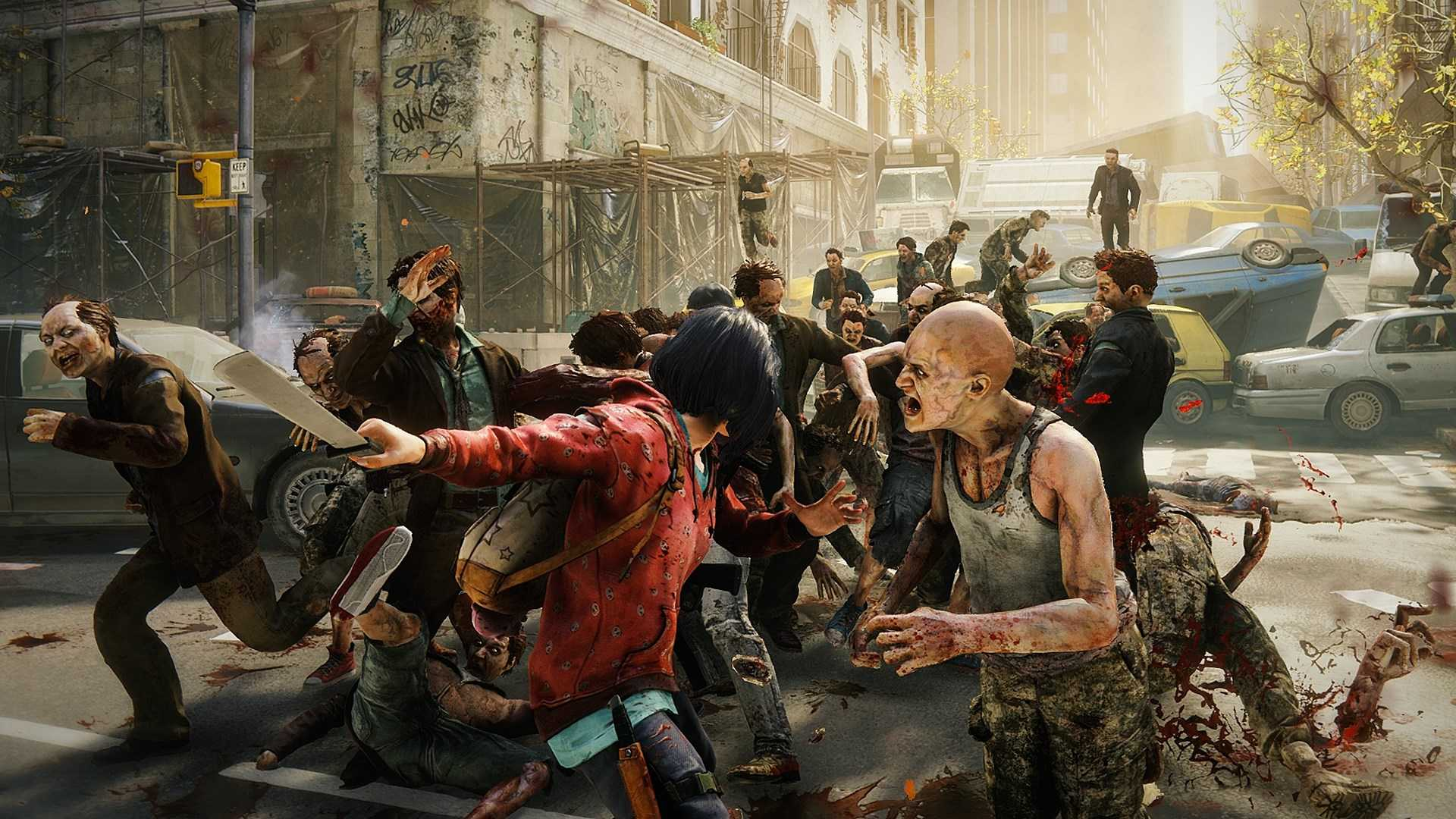 world war z playstation store