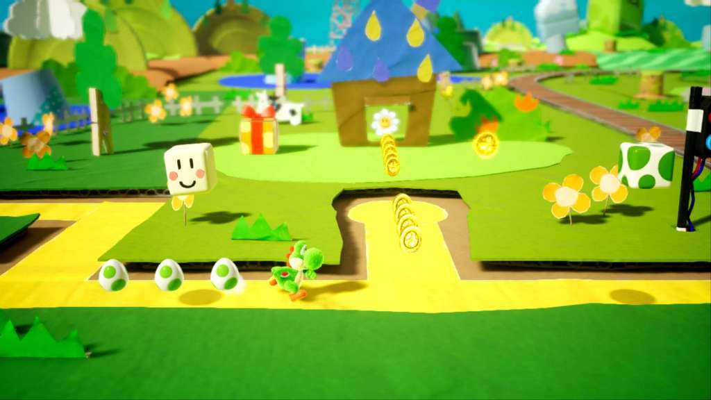Yoshi's Crafted World Recensione