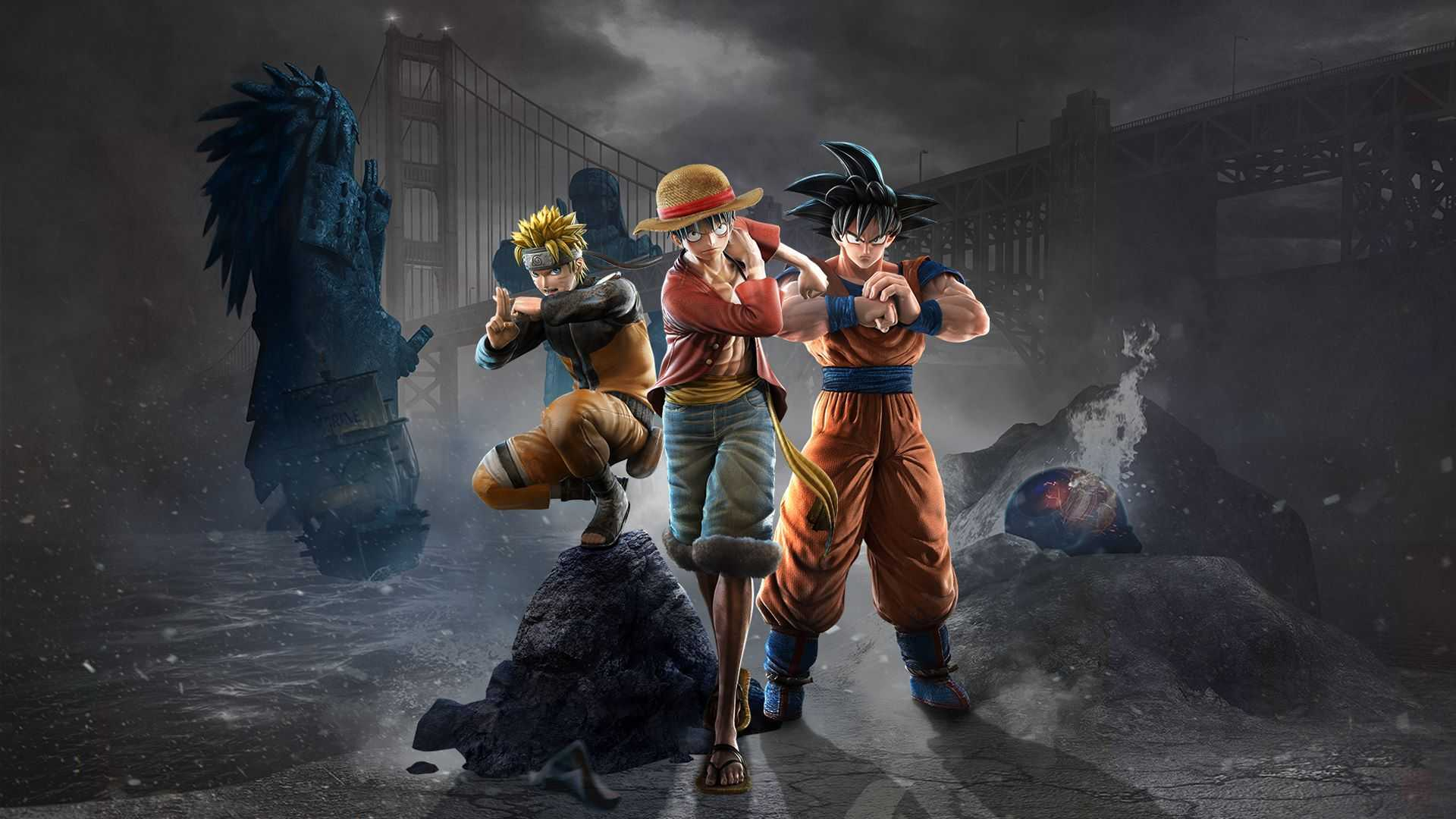 Jump Force Recensione