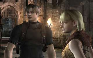 switch resident evil 4