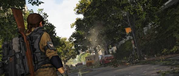 The Division 2 Road to Recensione