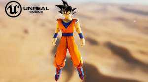 Dragon-Ball-Unreal