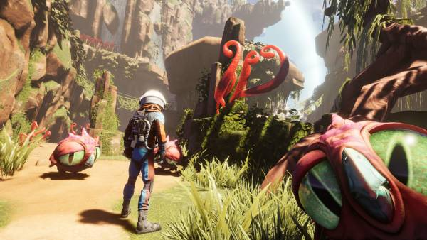 Journey to the Savage Planet arriva nel 2020 su Epic Games Store