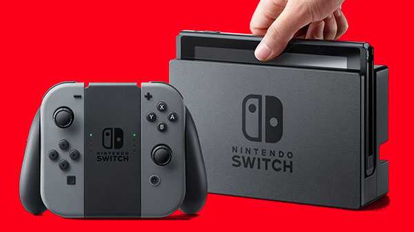 nintendo switch wall street journal