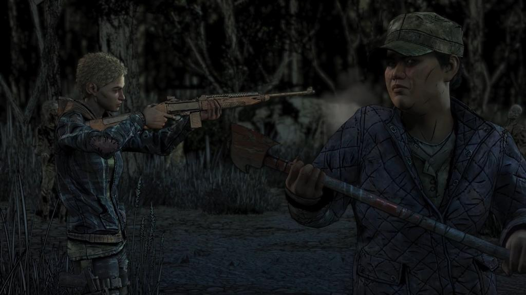 The Walking Dead Lultima stagione twd 4