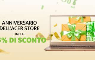 acer store compleanno
