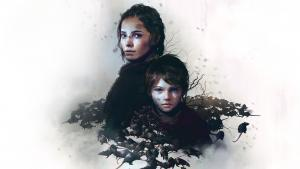 A Plague Tale Innocence MainArt nologo