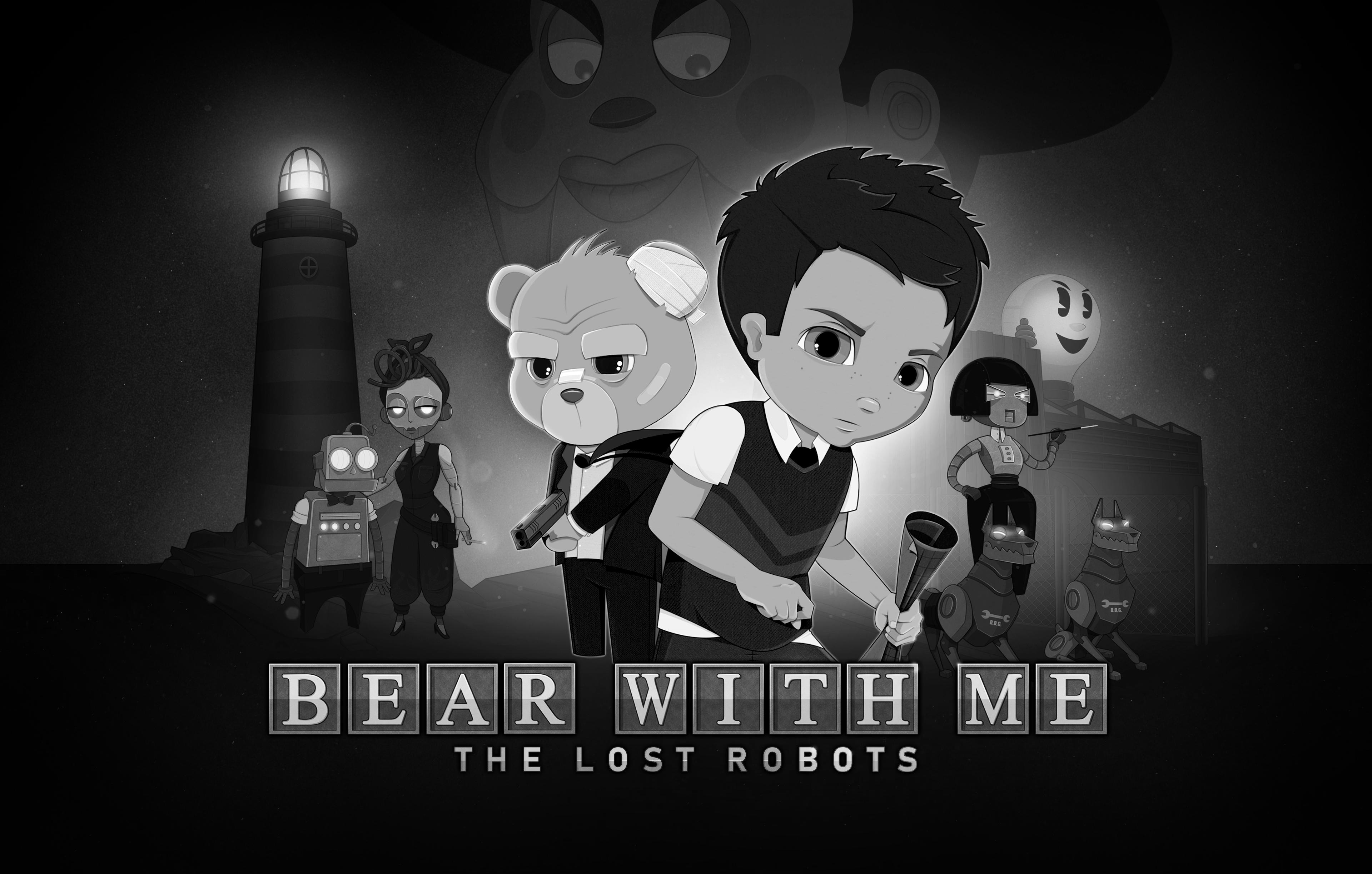 Bear With Me The Complete Collection in arrivo a luglio
