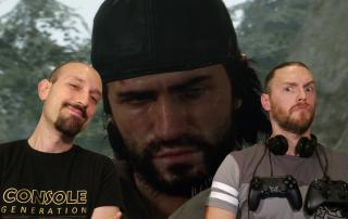 console generation days gone