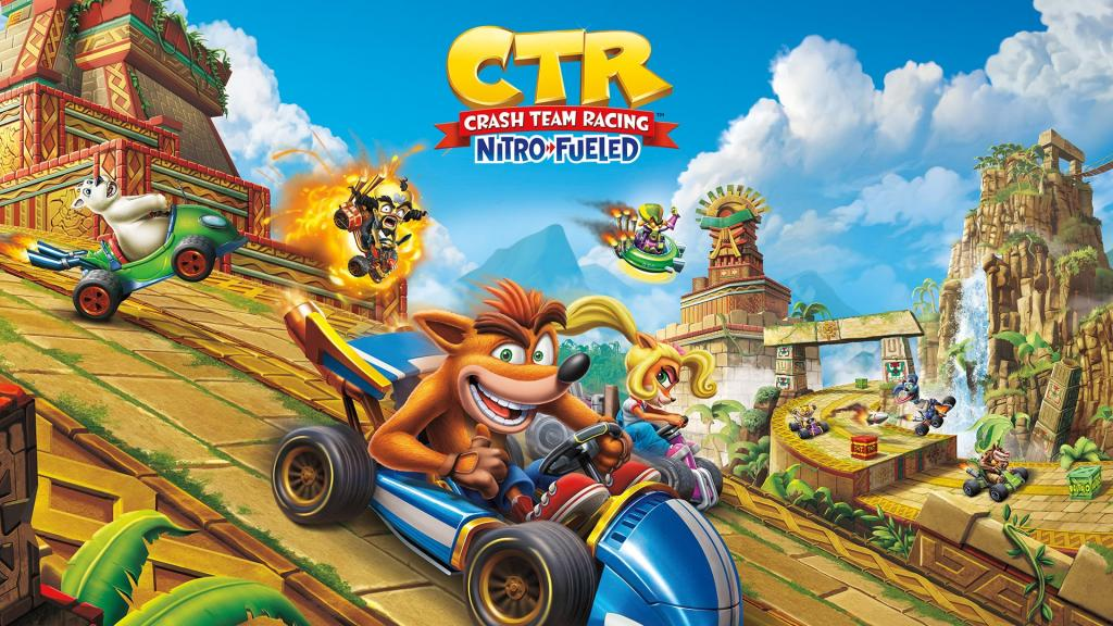 Crash Team Racing Nitro Fueled uscite