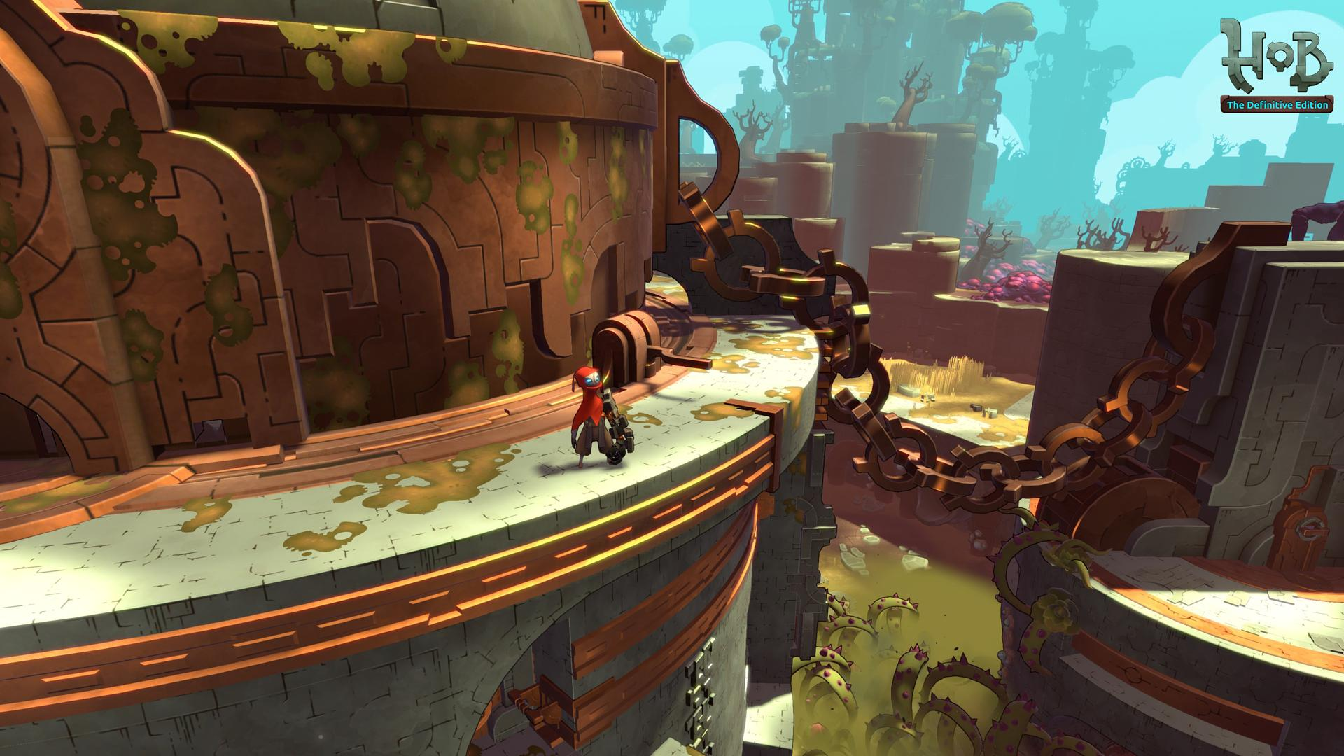 hob the definitive edition