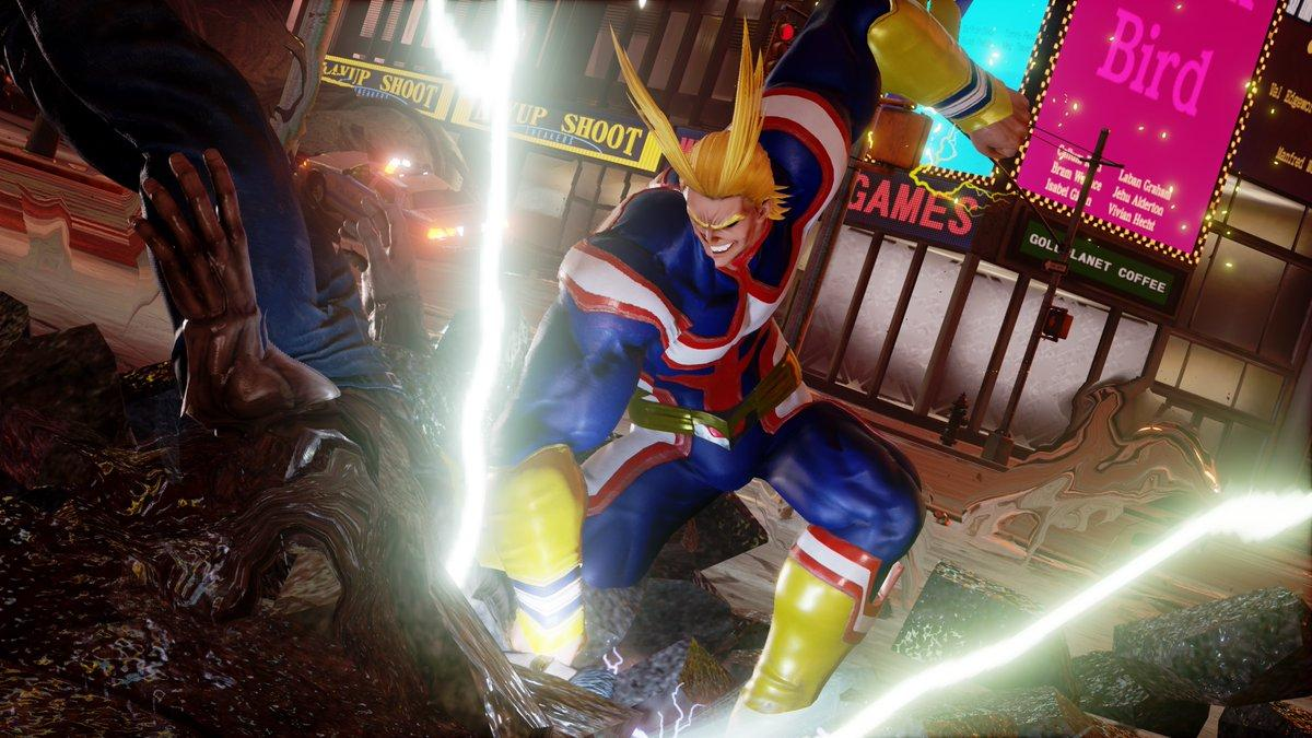 Jump Force All Might 2