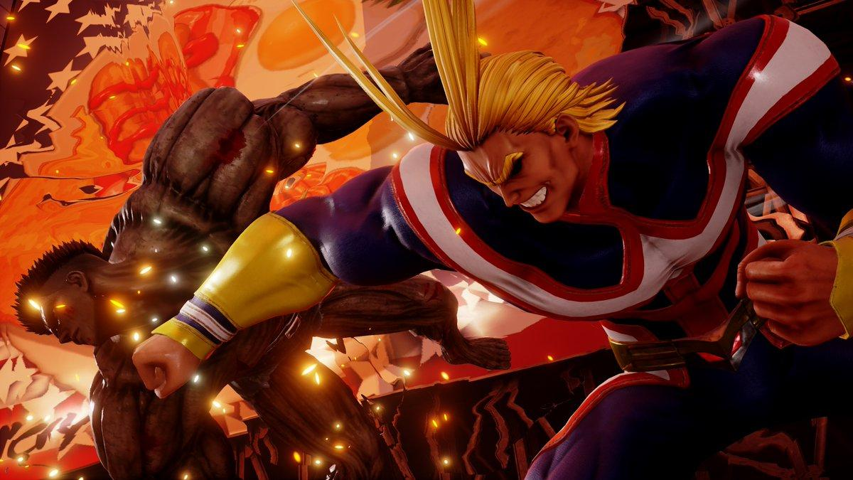 Jump Force: All Might in arrivo il prossimo mese