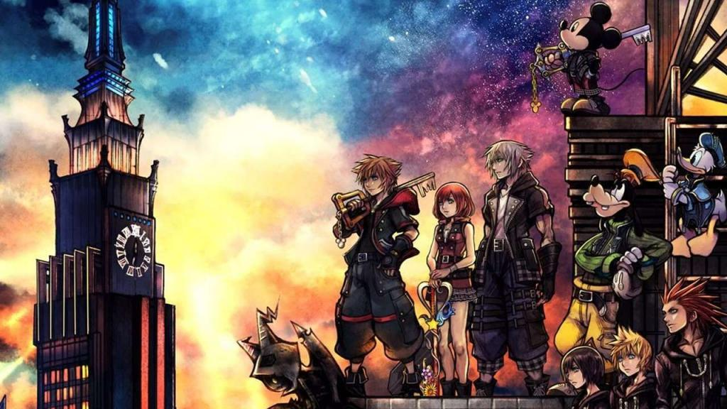 Kingdom Hearts III Lultima storia IMG Copertina