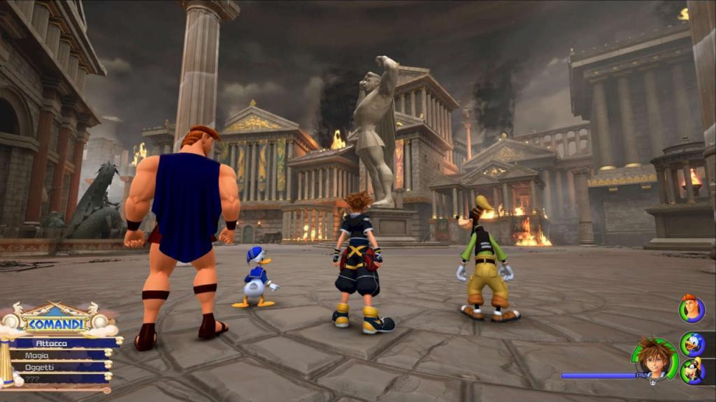 Kingdom hearts III Lultima storia IMG 1