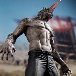 Metal Gear Survive Wanderer Statue Gecco 36