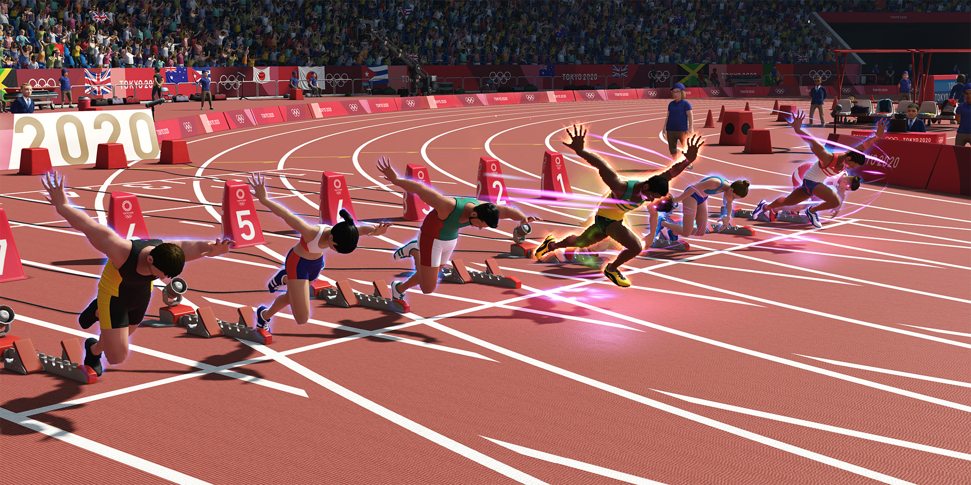 Olympic Games Tokyo 2020 The Official VideoGame 2019 04 23 19 001