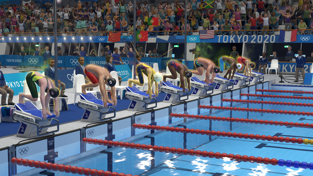 Olympic Games Tokyo 2020 The Official VideoGame 2019 04 23 19 006