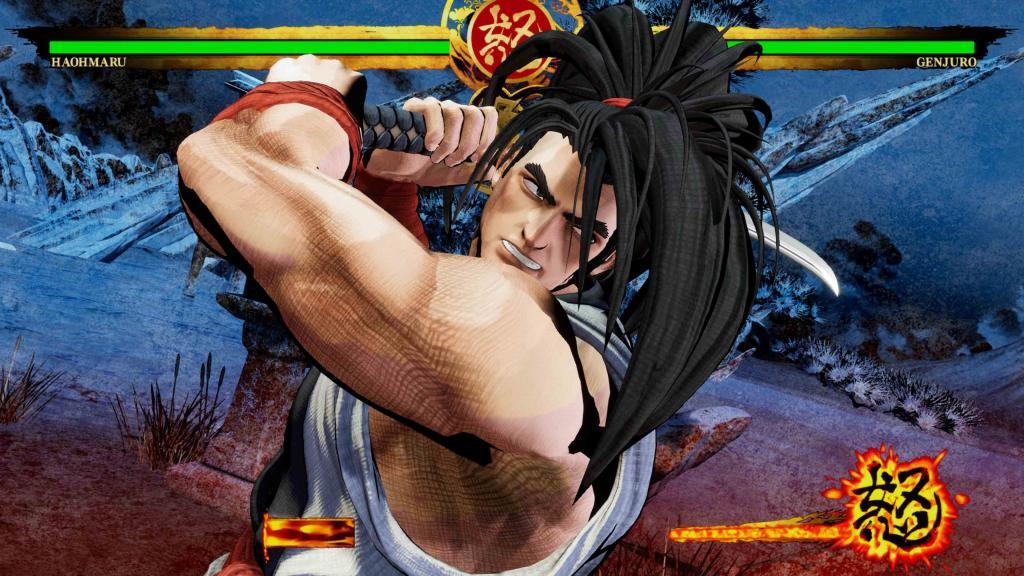 Samurai Shodown April Screenshot 4