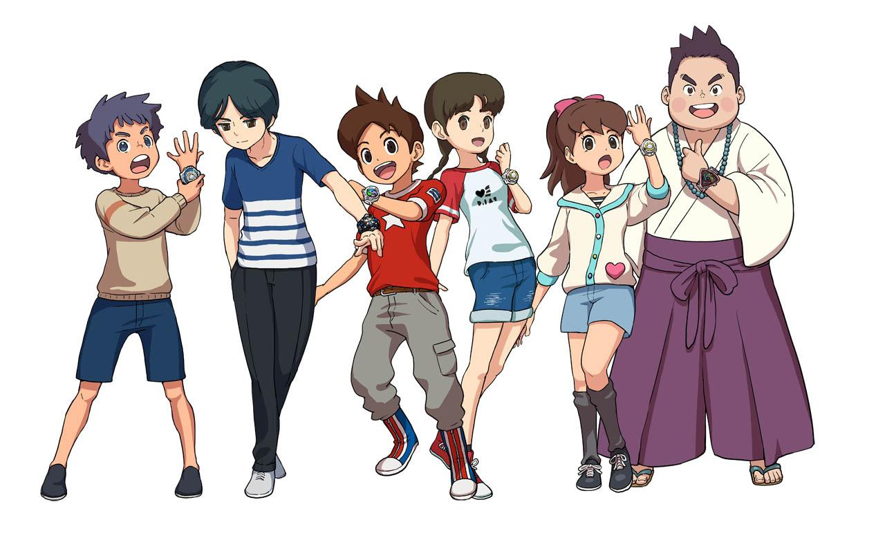 Yo kai Watch 4 2019 04 15 19 002