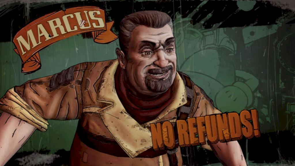 borderlands marcus armi borderlands 1