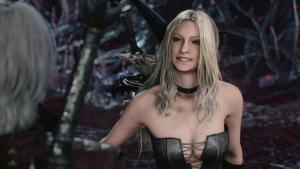devil may cry 5 trish censura