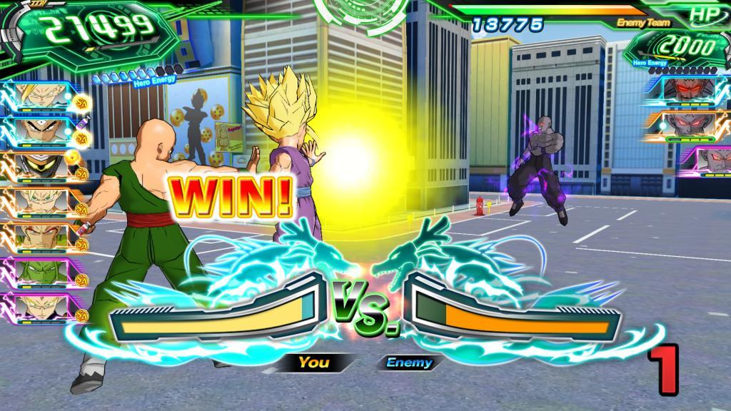 dragon ball heroes 1