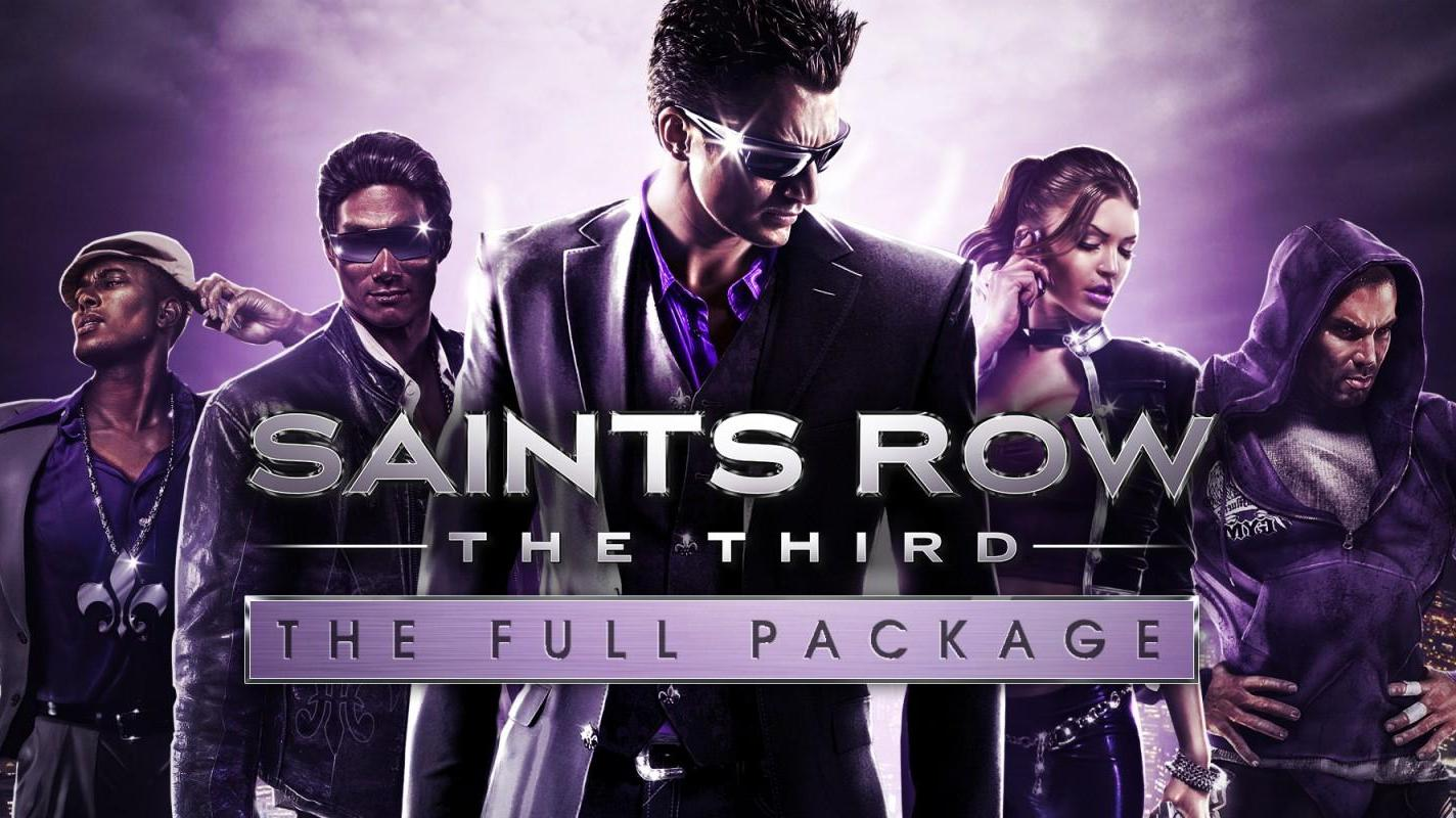 switch saints row the third