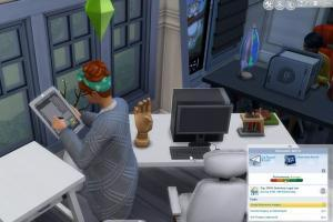 the sims 4 freelancer