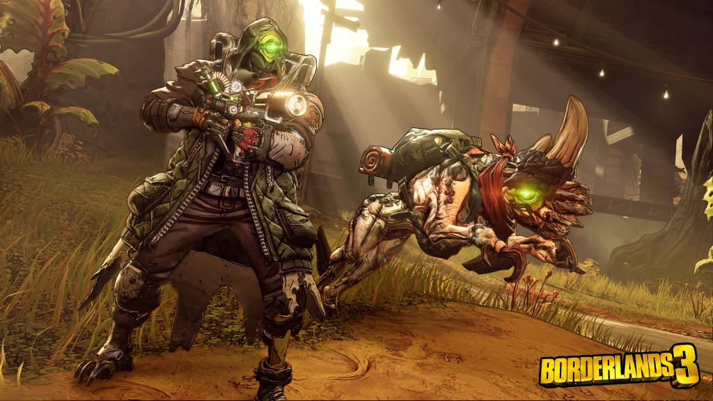 BL3 Reveal Event Screenshots FL4K