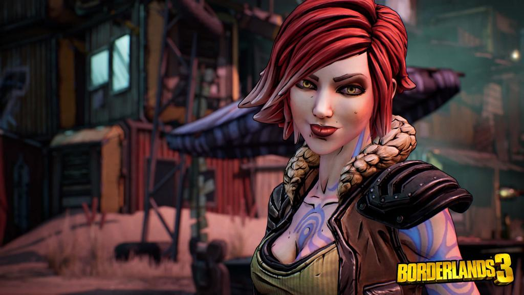 BL3 Reveal Event Screenshots Lilith