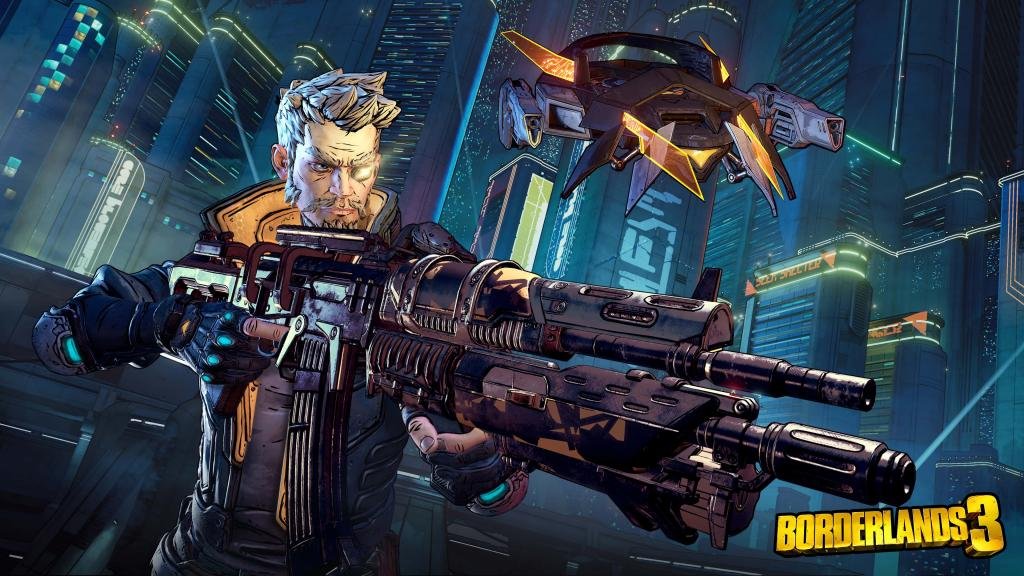 Zane Screenshot - Borderlands 3 Gameplay Reveal