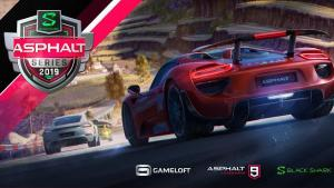 Black Shark Gameloft asphalt