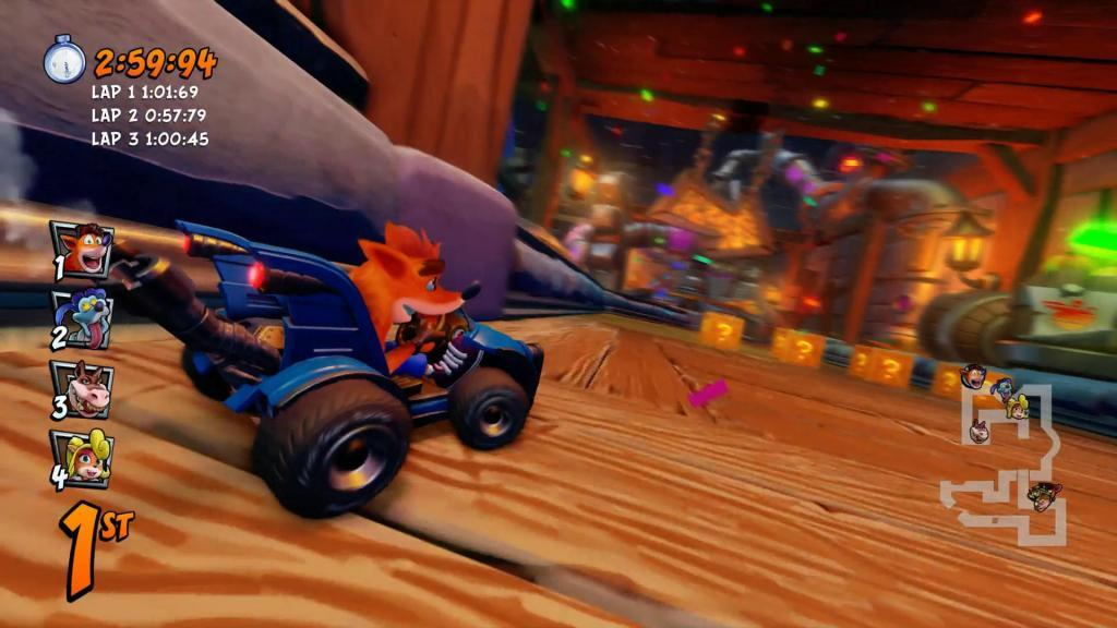 Crash Team Racing 1