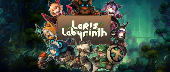 Lapis X Labyrinth Recensione