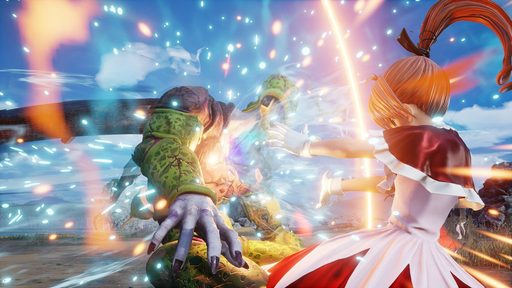 Jump Force: Nuovi screenshot di Biscuit Krueger